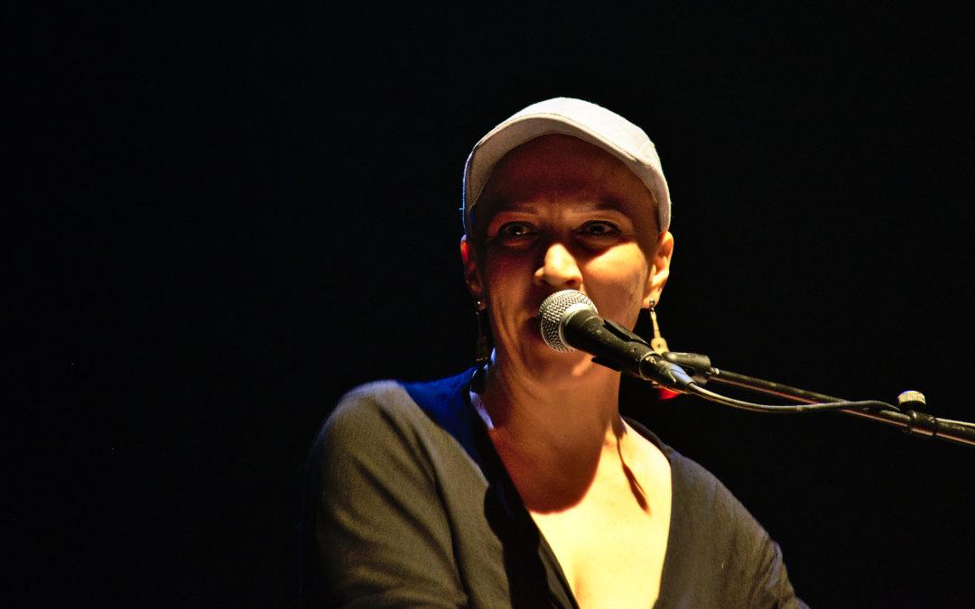 14 Février 2020 – Enregistré à l'espace culturel Louis Nodon – Vernoux en Vivarais         Dans le cadre du Cabaret chansons primeurs  © Karen Pringot