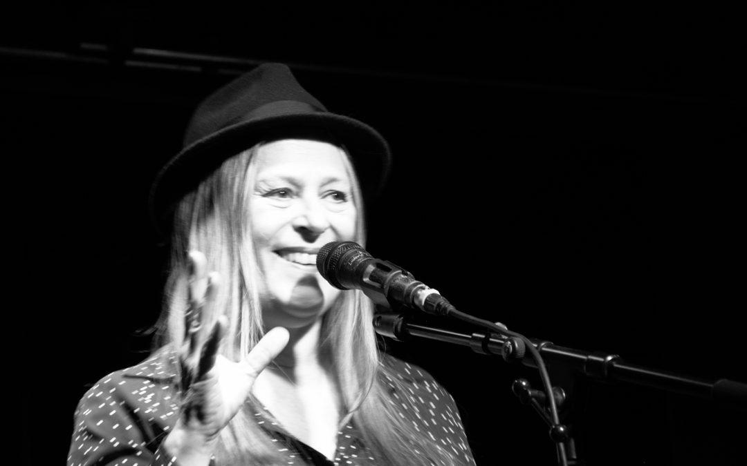 Robinsonne avec la complicité du guitariste Francis Gerö le 11 Janvier 2020